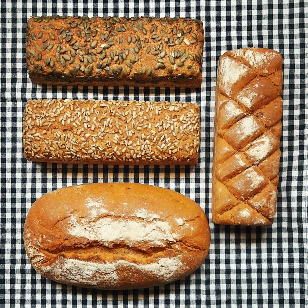 Brot von der Bäckerei Wickersdorf